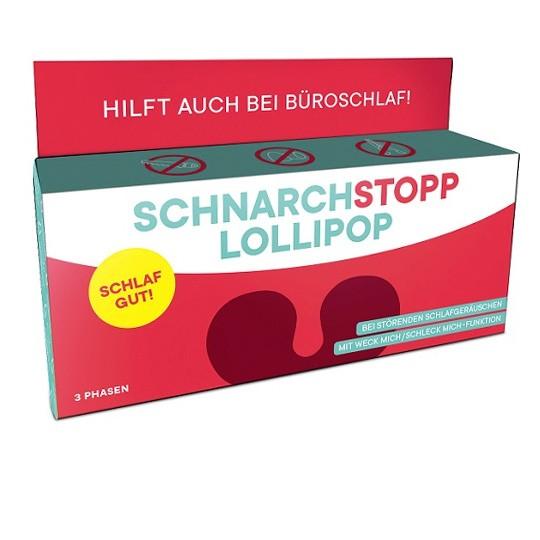 Schnarchstopp Lollipop