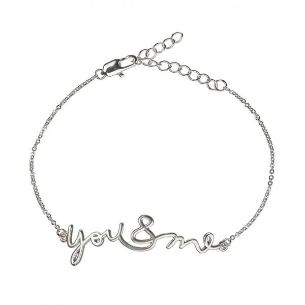 Armband you & me