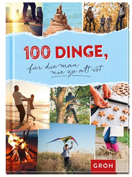 100 Dinge, nie zu alt
