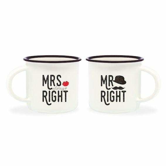 Espresso 2erSet Mr&Mrs