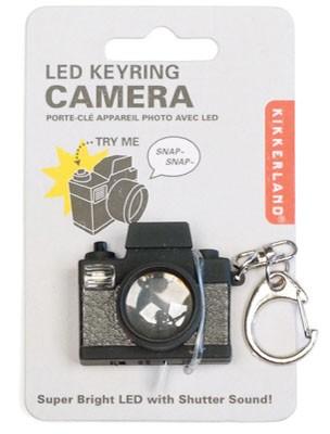 Schlüsselanhänger Kamera