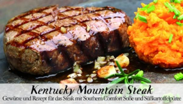 Gewürzkasten Kentucky Mountain Steak