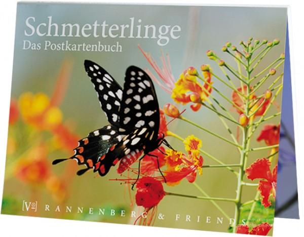 Postkartenbuch Schmetterlinge