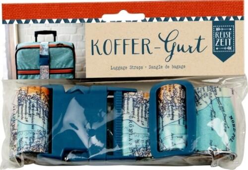 Koffergurt Reisezeit (ca. 195 cm)