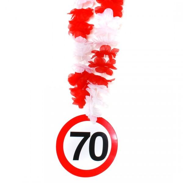 Party-Kette Zahl 70