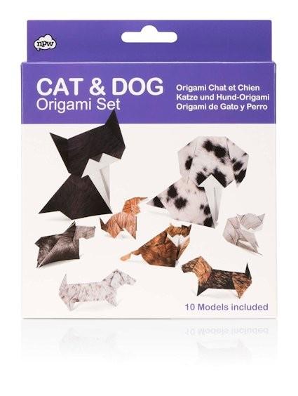 Origami Set Cat&Dog