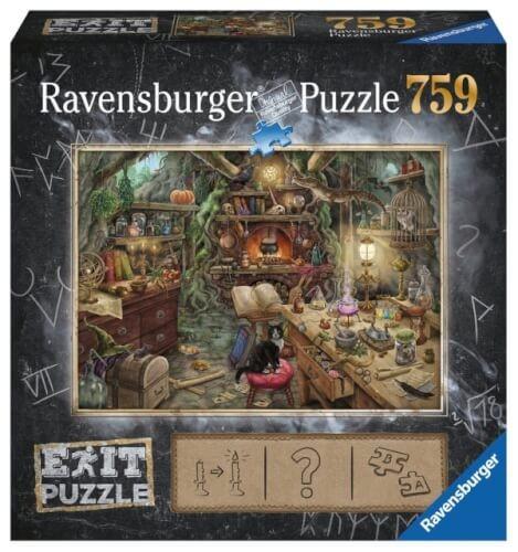 Ravensburger 19952 Puzzle: EXIT Hexenküche 759 Teile