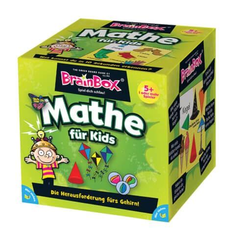 Brain Box My First Maths German