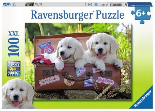 Ravensburger 10538 Puzzle Verschnaufpause 100 Teile