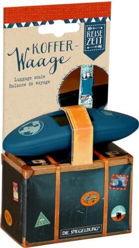 Die Spiegelburg - Reisezeit Kofferwage, belastbar bis zu 40 kg