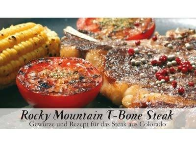Gewürzkasten Rocky Mountain T-Bone Steak