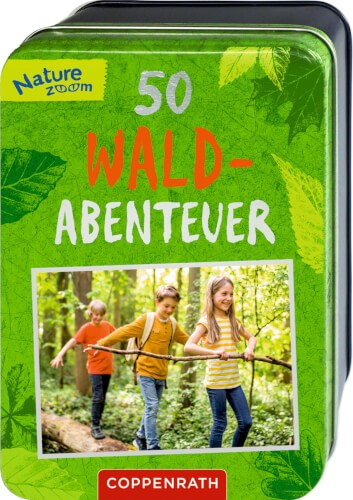 50 Wald-Abenteuer (Nature Zoom)
