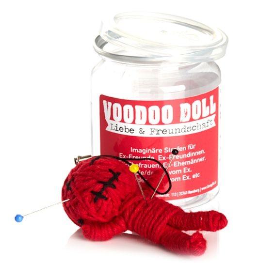 Voodoo Puppe Liebe & Freundschaft