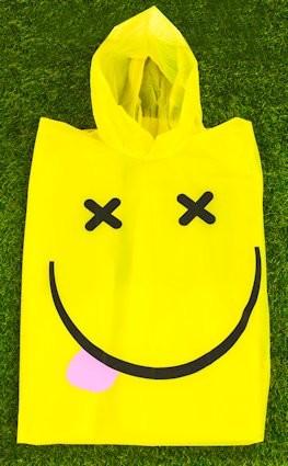Regenponcho Smile
