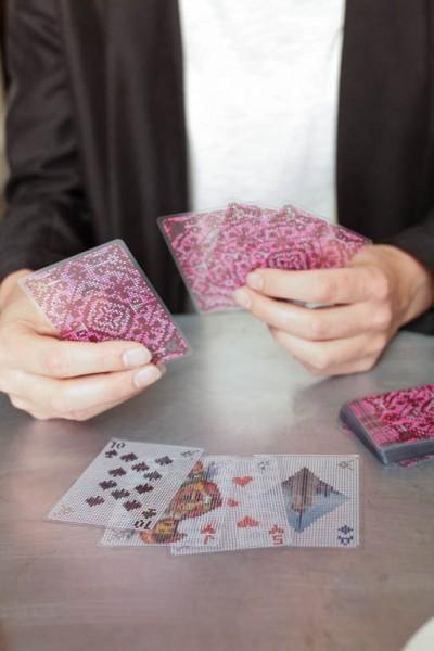 Spielkarten Pixel