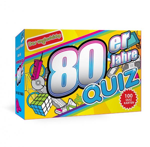 Quiz 80er Jahre