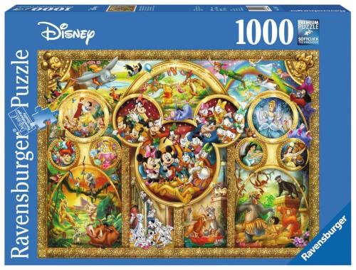 Ravensburger 15266 Puzzle Die schönsten Disney Themen 1000 Teile