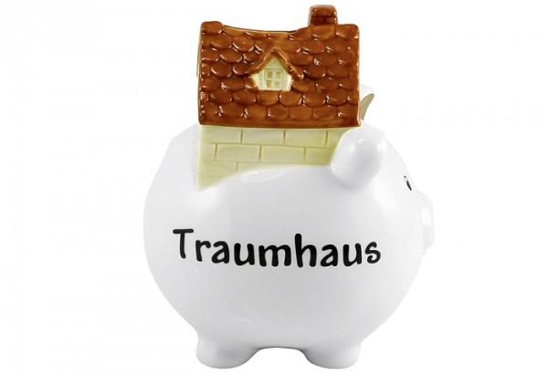 Sparschwein Traumhaus