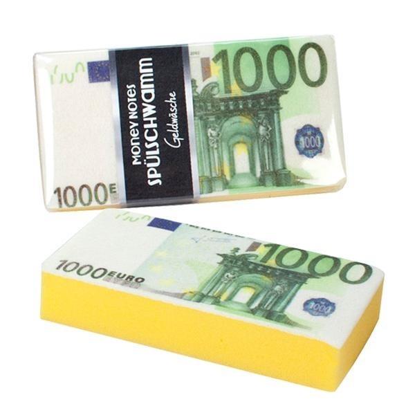 Spülschwamm money