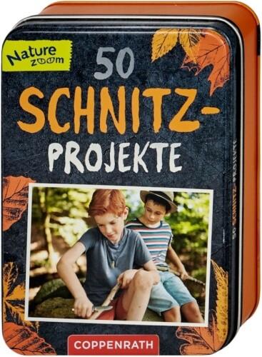Coppenrath 62275 50 Schnitz-Projekte - Nature Zoom