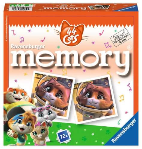 Ravensburger 20451 44 Cats memory®