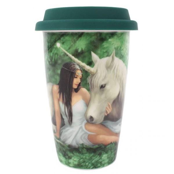 Coffee to go Einhorn