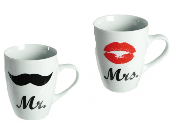 Becher Mr & Mrs