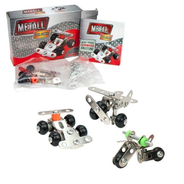 Fahrzeuge – Metallbausatz