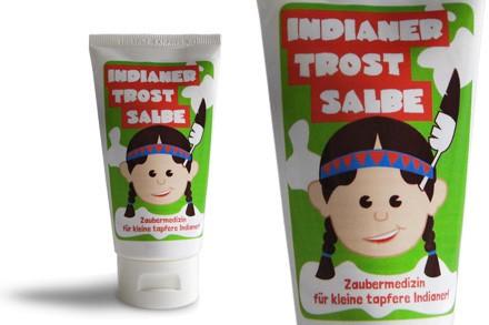 Indianer Trostsalbe