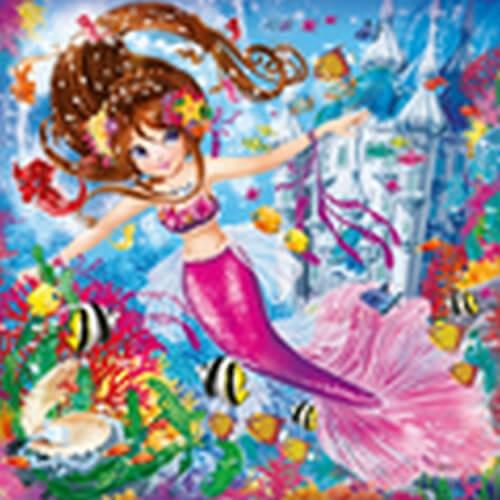 Ravensburger 08063 Puzzle Bezaubernde Meerjungfrauen 3x49 Teile