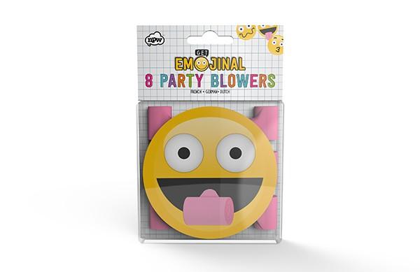 Emojinal Partytröten