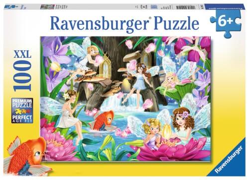 Ravensburger 10942 Puzzle Magische Feennacht 100 Teile