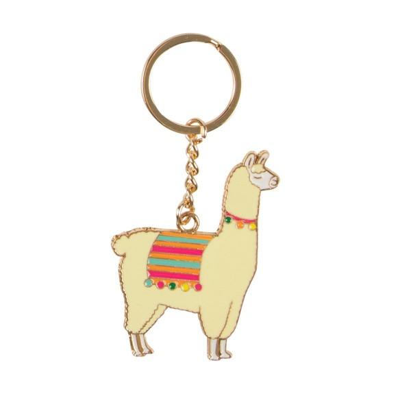 Schlüsselanhänger Lima Lama
