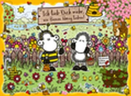 Ravensburger 15044 Puzzle Bienenliebe 500 Teile