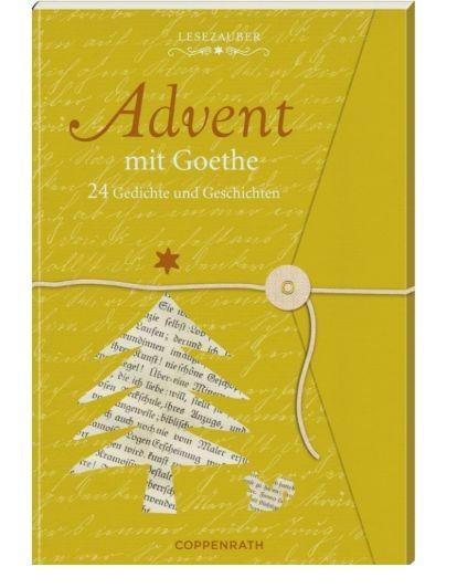 Advent mit Goethe