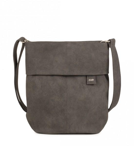Tasche Mademoiselle 12 nubuk-stone