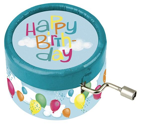 Spieluhr Geburtstag
