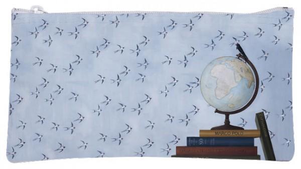 Etuitasche Globus