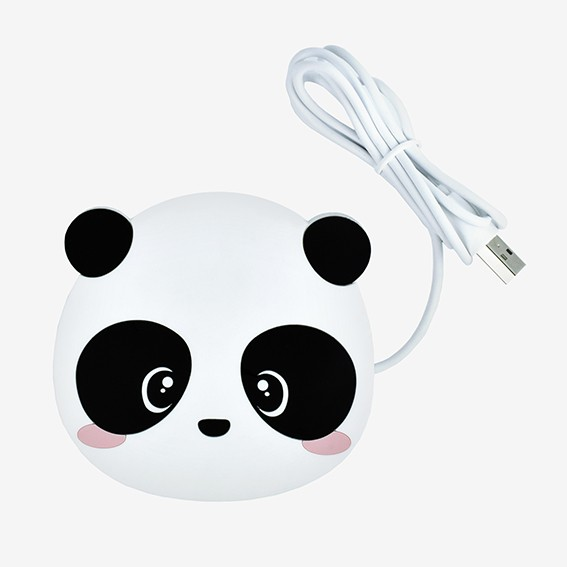 Tassenwärmer Panda