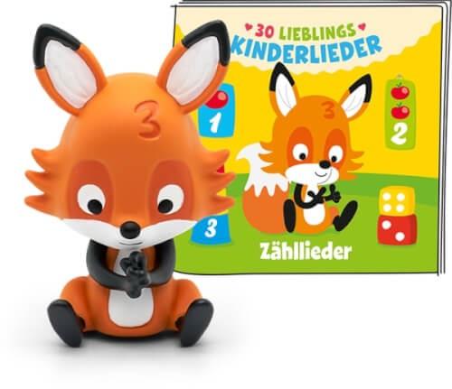 Tonies® 30 Lieblings-Kinderlieder - Zähllieder. Ab 3 Jahre