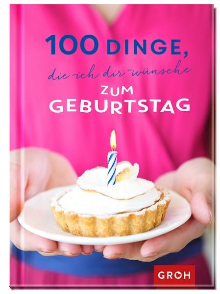 100 Dinge z. Geburtstag