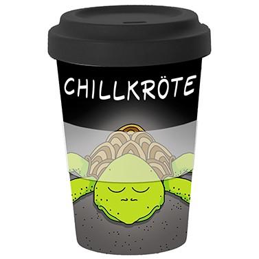 Coffee2go Bamboo Chillkröte